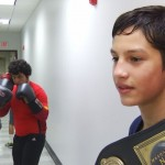 Beaverton boxing gym boasts two young champions
