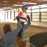 With Horse's Help, 4-Year-Old Girl with Cerebral Palsy Learns To Walk