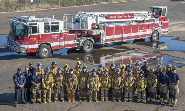 TVF&R: Ever consider a career in the fire service?