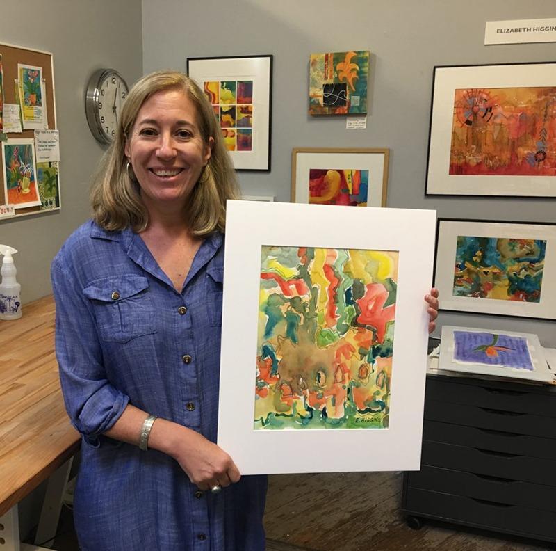 Spotlight Story: Meet artist Elizabeth Higgins