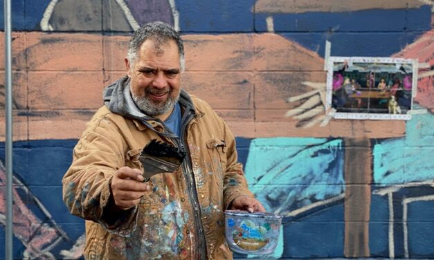 New murals coming to downtown and good news for bikers