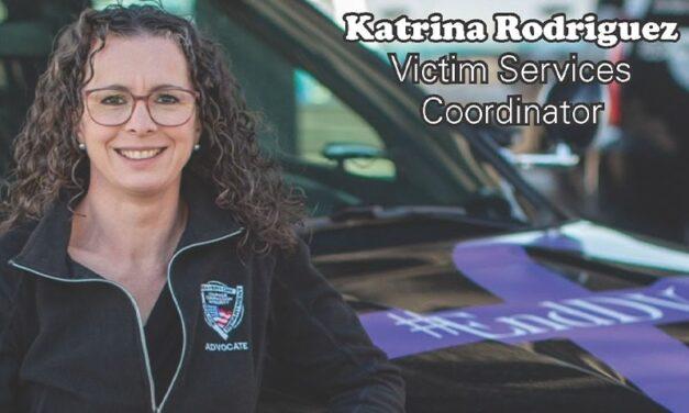 Meet Katrina Rodgiguez, Victim Services Coordinator
