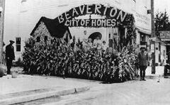 Beaverton Float (1920s)