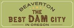03 Best Dam City Stickers (green)