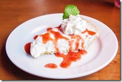 12 No Bake Cheesecake  at Broadway Saloon by Greg Mattie