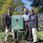 Beaverton, A Purple Heart City: Honoring military veterans
