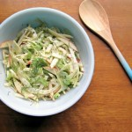 Beaverton Farmers Market Recipe: Shaved apple, fennel, and celery salad