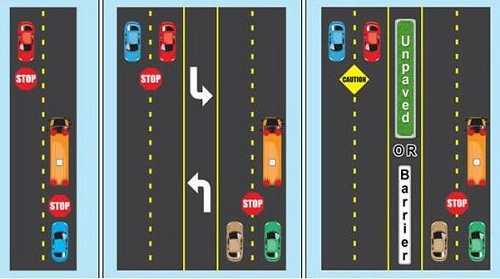 27 Traffic-where-to-stop-for-school-busses