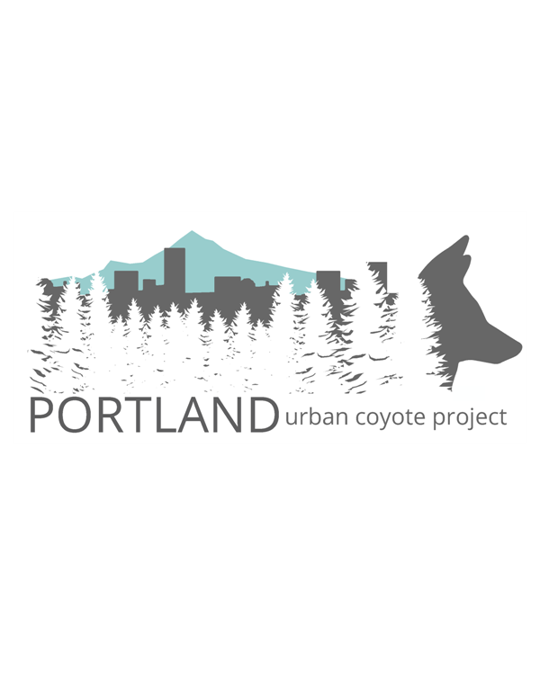15 urban coyote project logo