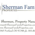 Business Spotlight: Sherman Family Properties