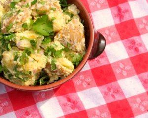 27 Curried Potato Salad