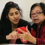Tualatin Hills Park & Recreation District: Connecting People, Parks and Nature: 'Cyber-Seniors' pair up with teens to hone their technolgy skills at Stuhr Center