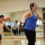 Tualatin Hills Park & Recreation District: Connecting People, Parks and Nature: Instead of giving up, she got up – and now inspires as fitness instructor