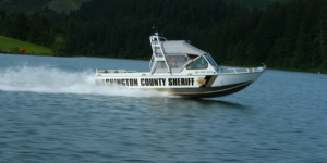 20 Sheriff Boat