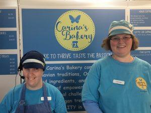 16 Jenny at Corina's Bakery