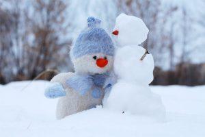 20 Musings snowman