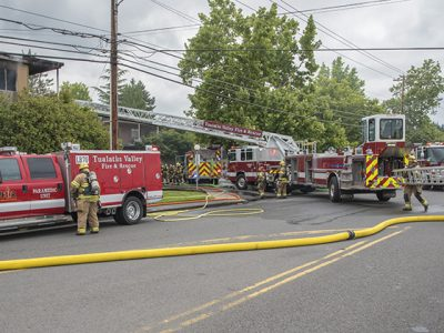 Tualatin Valley Fire & Rescue: ISO Rerate can save TVFR patrons money on Insurance Premiums