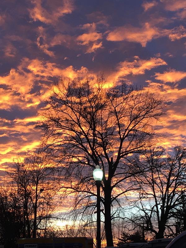 30 Fire in the Sky by Dori Norish