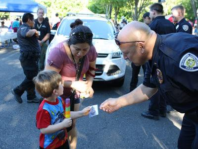 Beaverton Police Department: Small acts of kindness by law enforcement officers