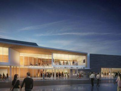KPTV FOX Channel 12: New Center for the Arts