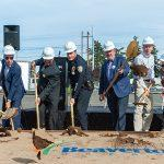 Public Safety Center Groundbreaking, Construction Begins
