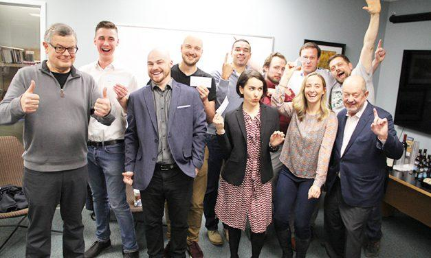 2019 Startup Challenge Winners Announced, $25,000 Awarded