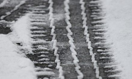 Driving safely in slick conditions