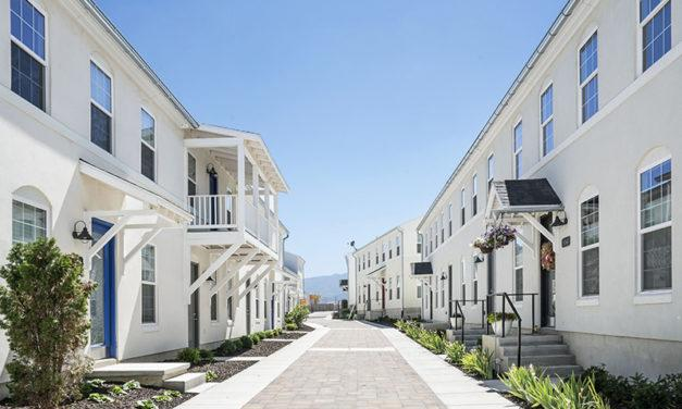 What type of housing would you like to see in your neighborhood?