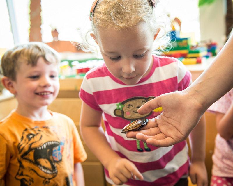 Oregon Zoo's 'Critter Club' camps begin in February