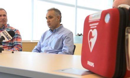 Fox 12 Oregon: Beaverton man's life saved by quick thinking teammates