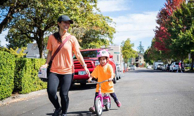 Honored for Bike Friendliness, Beaverton Remains a Silver City