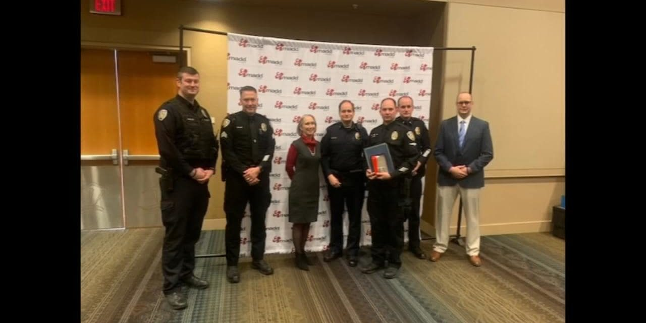 Fox 12 Oregon: Outstanding Law Enforcement, Agency of the Year