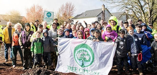 Beaverton Named Tree City USA for 25th Year!