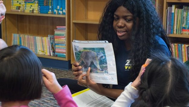 Zoo 'ZAP' program turns 20 with an assist from First Tech