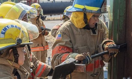 Young Women Have Chance to Explore a Career as a Firefighter. Submit your application today!