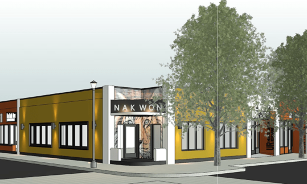 Dramatic Enhancements Coming to the Nak Won Building