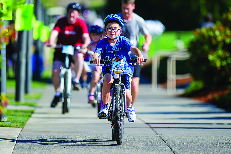 Sharing the road in Beaverton When you bike or drive