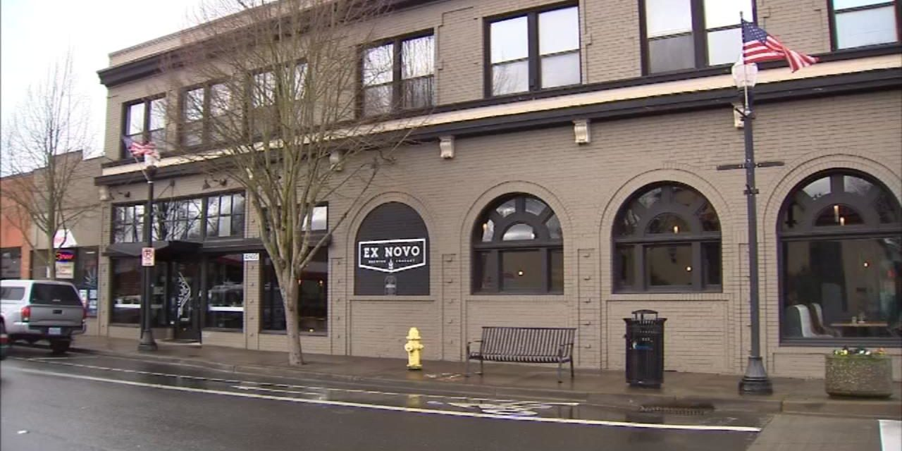 "A growing ""restaurant row"" starting in oldtown Beaverton"