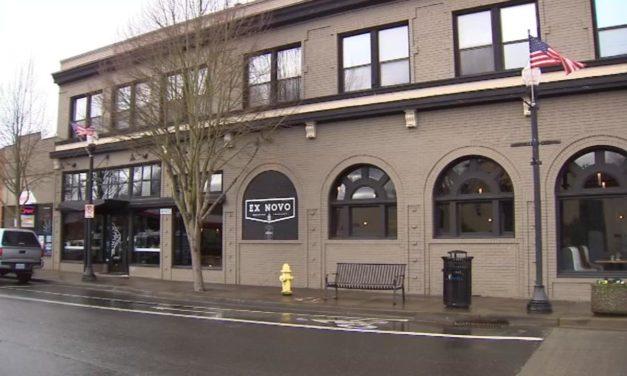 "A growing ""restaurant row"" starting in oldtown Beaverton"