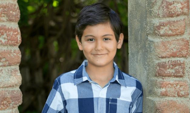 Meet Yaseen, Super Kid!