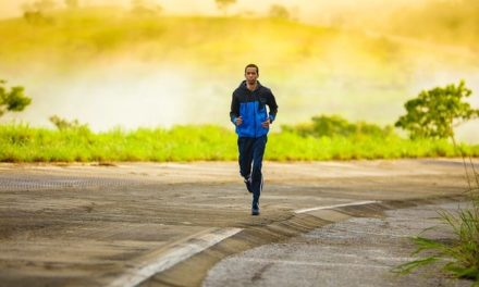 Running as spiritual practice (I pray as I run.)