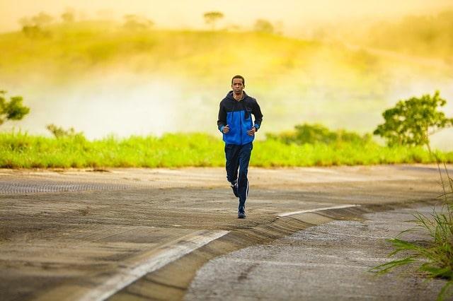 Running as spiritual practice (I pray as I run.)