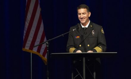 Fire Chief Deric Weiss Takes Helm of TVF&R with a commitment to innovation