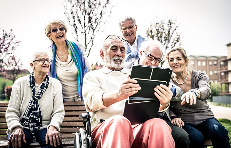 Socializing for Life: one of four protective factors in brain health