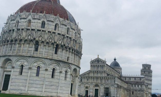 Pisa, it's more than just a tower (Travel log of Italy)
