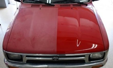 Why oxidation is enemy #1 for your car's paint (Prevention is easy)