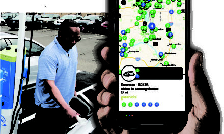 Our best EV charging advice? Get this app! Chargeway makes it easy to find charging stations on the go