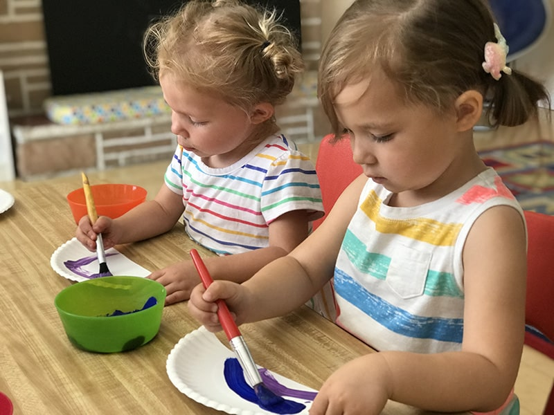 New preschool in Beaverton! Come to our open house on 9/7, 10-1p