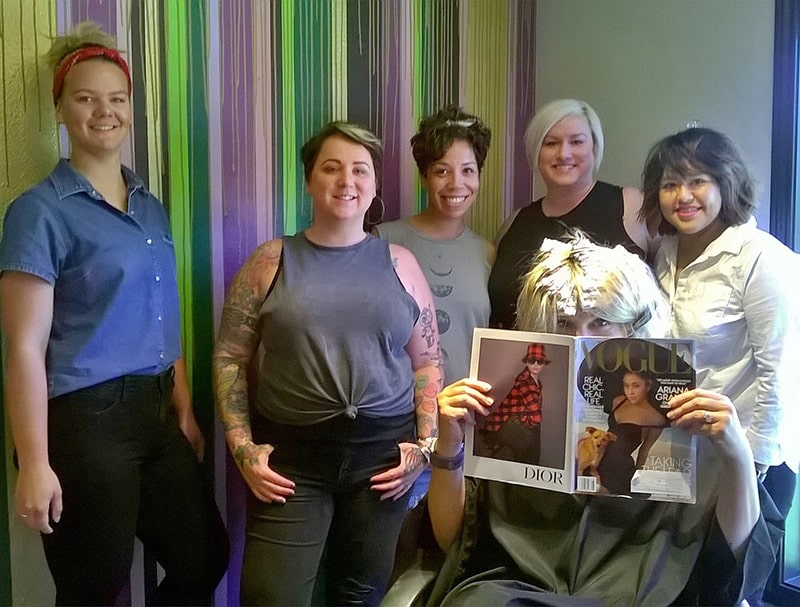 "A place ""where it's good to be vain""! Beaverton's Vanity Junkie Boosts Client Confidence"