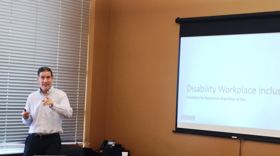 Beaverton business is tapping into the world of disability inclusion and finding dependable and reliable help
